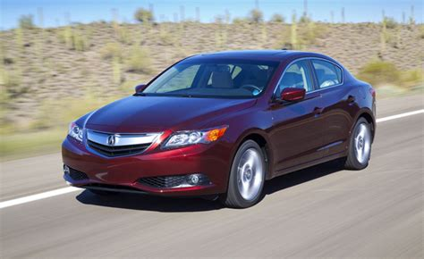 2013 Acura Ilx Reviews by 2013 Acura Ilx 2 4l Review Car Reviews
