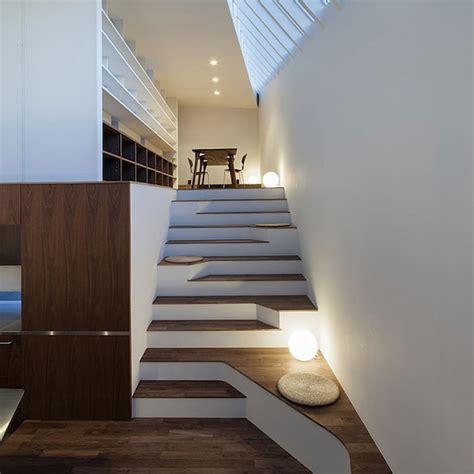 Moderne Und Kreative Innenraum Holztreppenholztreppe Aus Schubladen by 27 Tolle Designer Ideen F 252 R Die Moderne Wohnungsgestaltung