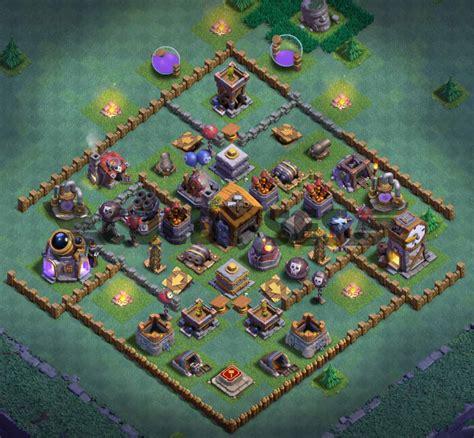 builder hall  base   anti  stars