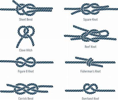 Clipart Knot Tying Corda Nodi Knoten Knots