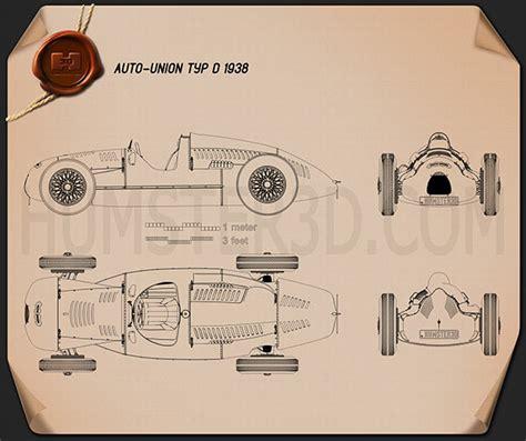 auto union type   blueprint humd