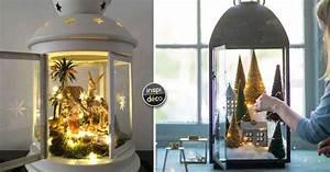 Lanterne De Noel : une belle lanterne pour une atmosph re chaleureuse 15 id es inspirantes ~ Teatrodelosmanantiales.com Idées de Décoration