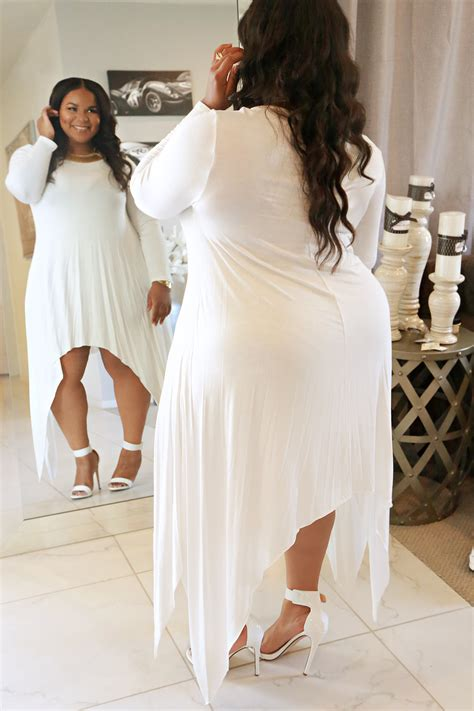 Dresses For All White Party - Oasis amor Fashion