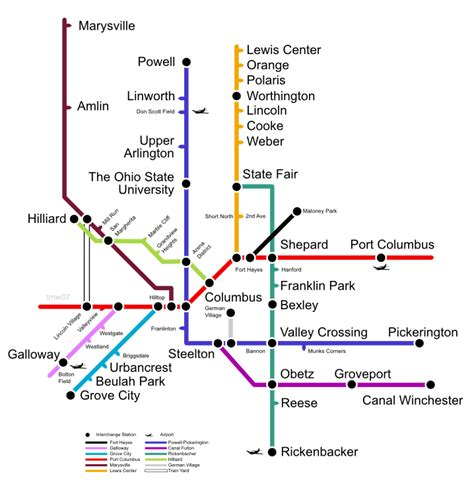newark light rail schedule notes from the reserve light commuter rail in columbus