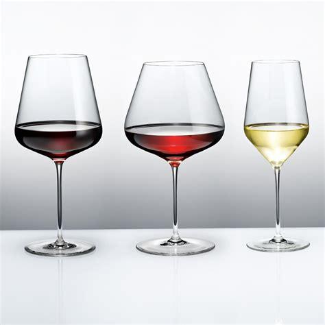 balance de cuisine pro zalto denk burgundy glass bordeaux glass or white