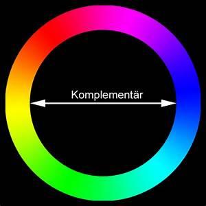 Komplementärfarbe Zu Blau : komplement rfarbe wikipedia ~ Watch28wear.com Haus und Dekorationen