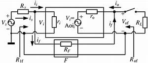 Equivalent Circuit Diagram Of The Voltage Parallel