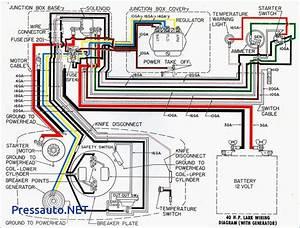 Suzuki Outboard Engine Diagram