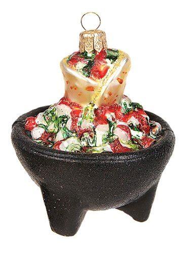 food ornaments mexican food ornaments
