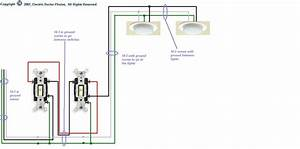 Diagram For Wiring 4 Fluorescent Lights Between Two 3way Switches