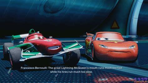 Cars 2 The Video Game Final Cutscene Game Ending