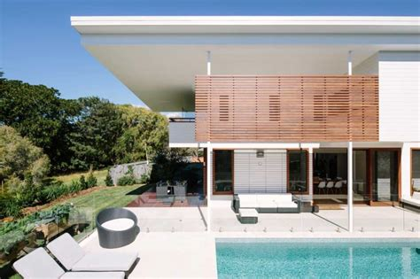 Home Design Architects : Australian Beachfront Home Encouraging Outdoor Living