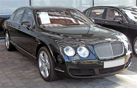 2009 bentley flying spur 2009 bentley continental flying spur image 10