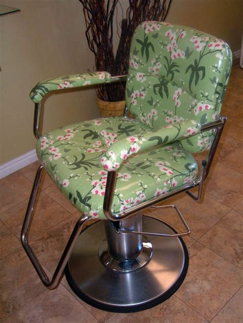 im thinking    give   salon chair  bought