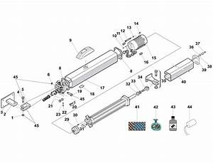 Faac 400 Parts - Swing Gate Operator Parts