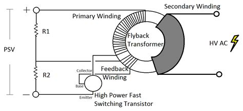 Space Propulsion Systems How Make High Voltage Circuit