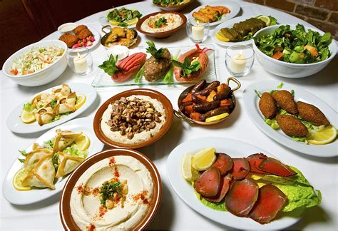 cuisine libanaise mezze best lebanese dishes part 1
