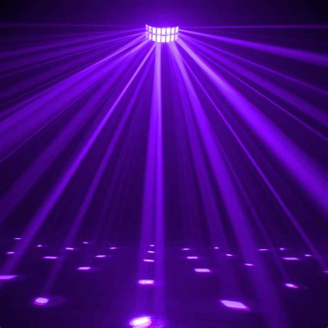 american dj aggressor hex led lighting effect