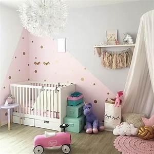 Deco Chambre Fille Princesse : sa petite chambre d 39 amour babyroom chambrebebe ~ Teatrodelosmanantiales.com Idées de Décoration