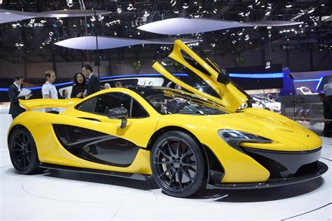 McLaren P1 pictures   Auto Express