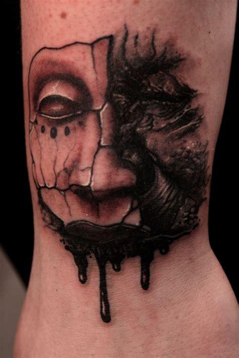 scary tattoos  pics