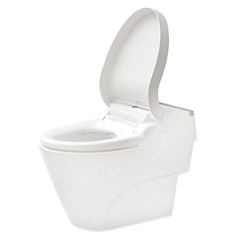 toilet integrated bidet onedrous integrated bidet and toilet bed bath beyond