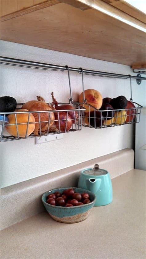 ikea hanging kitchen storage 25 best ideas about hanging fruit baskets on 4444