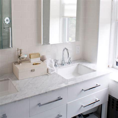 Prospect Park West Residence  Contemporary Bathroom
