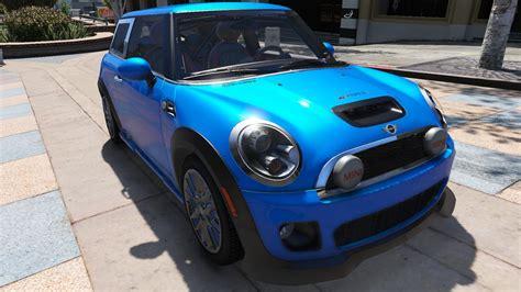 2009 Mini Cooper Works by 2009 Mini Cooper Works Gta5 Mods