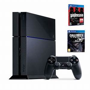 Sony PlayStation 4 Gaming Console with Call of Duty ...