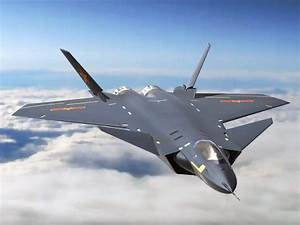China has revealed its stealthy new J-20 fighter jet ...