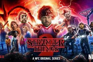 Vikings Vs Rams Preview Stranger Things 2 Daily Norseman