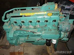 Used Volvo Tad 620ve Engines Year  1997 Price   10 480 For
