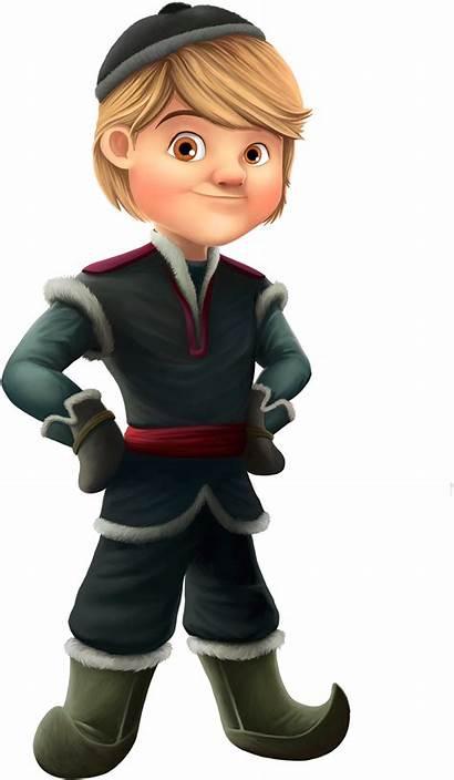 Behance Frozen Characters Wilson Flip