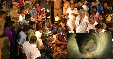 A Bboy From Manapparai Fall Into A Bore Well And The ...