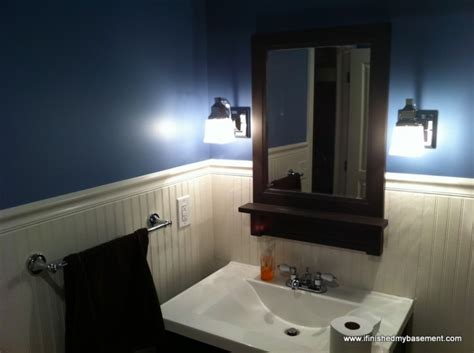 bathroom vanity lighting design ideas basement bathroom design ideas 3 things i wish i 39 d done