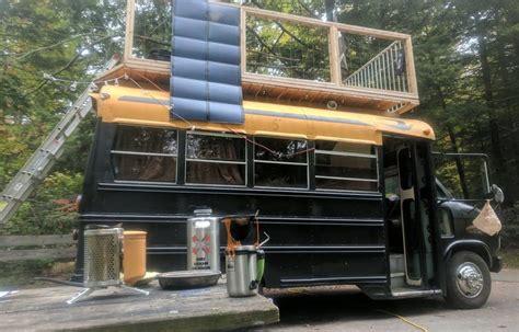 skoolie adventure boomer blog