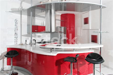 kitchen colors images 红色厨房 照片素材 freeimages 3391