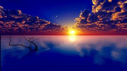 Horizon Sunrise Ocean Desktop Sea Wallpapers13 Sun
