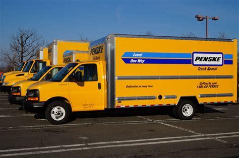 Penske Truck Leasing Explores Autonomous Vehicles For