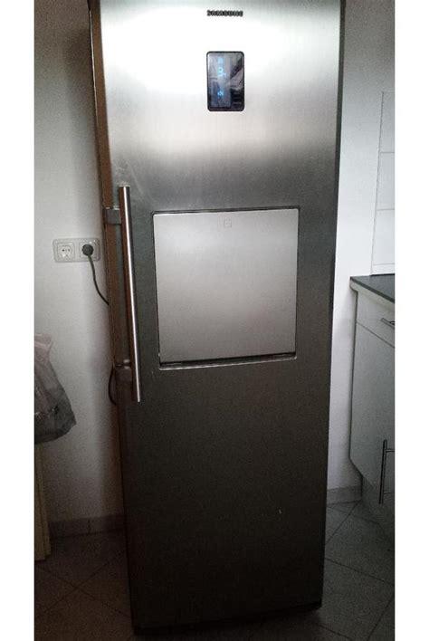 samsung kühlschrank schwarz verkaufe samsung k 252 hlschrank und gefrierschrank in