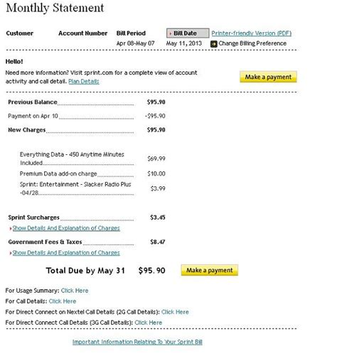 cell phone bill is sprint really cheaper than verizon android forums at