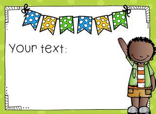 editable   school themed powerpoint cute