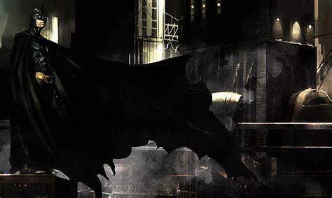 des concept arts de costumes pour le film batman begins