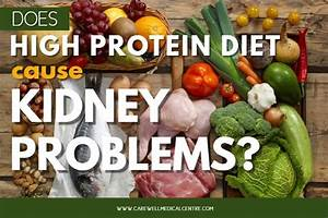Can A High Protein Diet Cause Kidney Problems