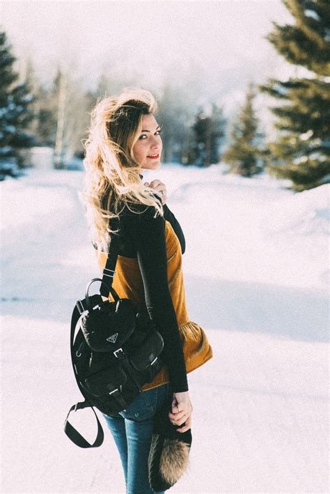 Dash of Darling | Winter Date Night Outfit in Jackson Hole ...
