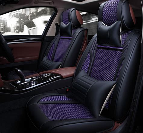good quality  shipping full set car seat covers