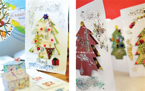 Easy Christmas Card Craft For Kids  Canadian Living