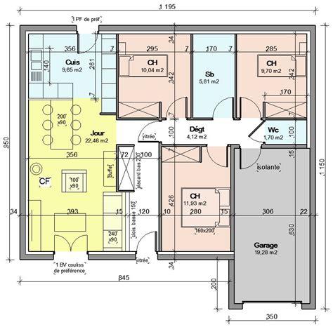 cuisiniste plan de cagne maison de cagne plan 28 images plans de maison 120m2