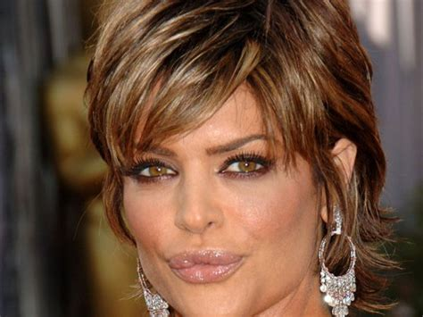 66 Best Images About Lisa Rinna Hairstyle On Pinterest